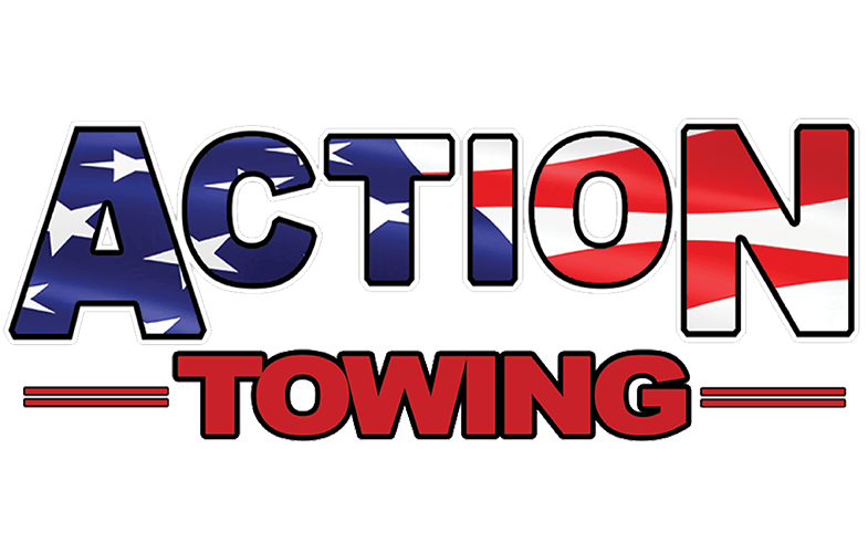 Action Towing Logo