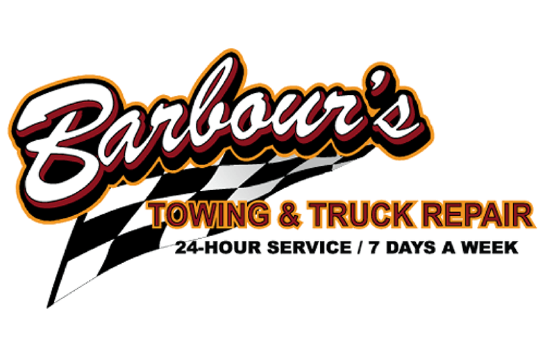 Barbours Towing Logo