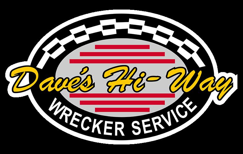 Daves Hi Way Wrecker Logo